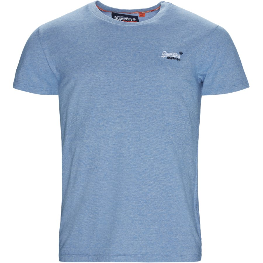 M1010 - M1010 T-shirt - T-shirts - Regular - LYSEBLÅ B3J - 1